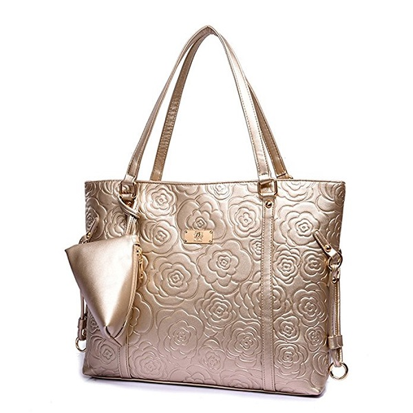 Top 10 Rose Gold Handbags 2017 - Sassy Miss