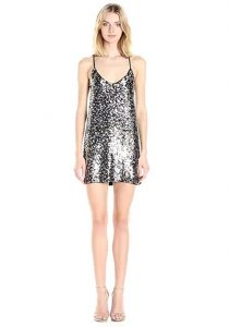 New Years Eve Party Dresses - KENDALL + KYLIE Women's Multi Sequin Dress
