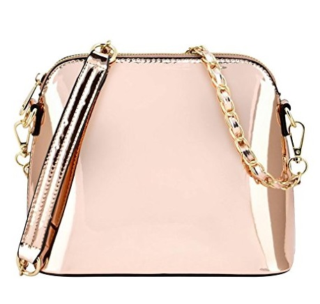 Top 10 Rose Gold Handbags 2018 Sassy Miss